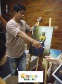 魔豆美術-成人繪畫