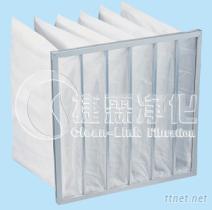 合成纖維袋式過濾器