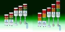 供应QLIGHT(可来特-警报灯)/重负荷/防暴型警示灯SH1/SH2/ESE/SE 系列