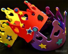 幼稚園教材皇冠