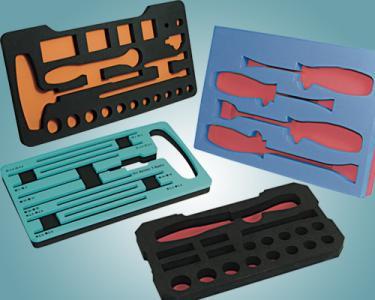 EVA工具盒內襯