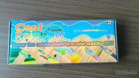 美國熱銷rainbow loom, 彩虹編織機