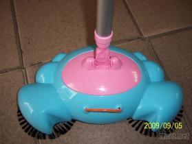 多功能手動掃地機