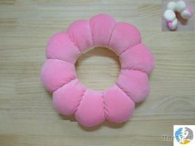 保丽龙甜甜圈抱枕