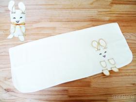 AG-0138 兔子造型蓋毯