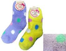 AD-0007 三色点点保暖袜
