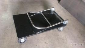 (大)铁制重型摺叠手推车