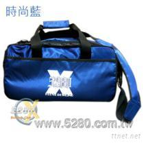 5280进阶可揹提保龄球双球袋-时尚蓝