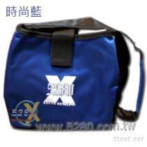 5280揹提式保龄球单袋-时尚蓝