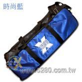 5280简易拖拉式保龄球三球袋-时尚蓝