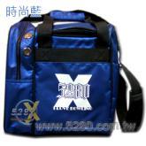 5280進階可揹提保齡球單袋-時尚藍