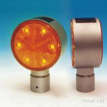 太陽能小圓警示燈