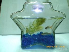 創琉璃石系列之生態魚缸