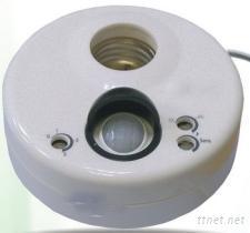 感應器/紅外線PIR人體感應器/燈泡型