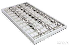 T5灯具-T5-28w*3轻钢架灯具组