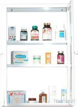 吸盤式防水置物櫃、醫藥箱