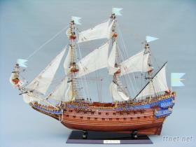 帆船模型-瓦薩號