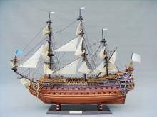 帆船模型-太陽王號