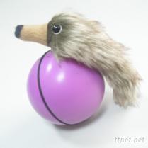 电动宠物玩具 狗玩具 猫猫玩具-随意滚动球