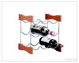 铁制红酒酒架