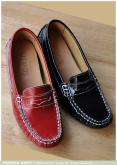 *LITMUS♥台湾手工小牛皮隐形增高娃娃鞋