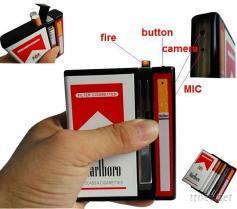 嘉德電子首款隱蔽攝像 自動出煙 煙盒攝像機-KDV80