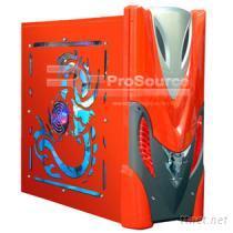電腦機殼 (紅)
