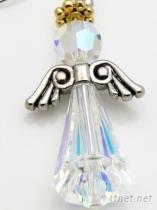 施华洛世奇 水晶天使 坠饰