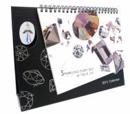 施華洛世奇 水晶 桌曆