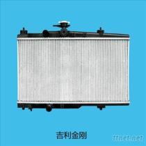吉利金刚(LG-1)汽车散热器水箱