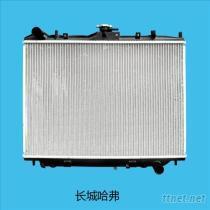 長城哈弗(hover)汽車散熱器水箱