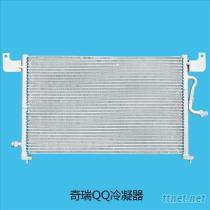 奇瑞QQ汽车冷凝器