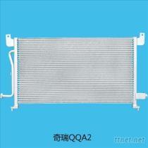 奇瑞QQ6汽車冷凝器