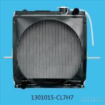 一汽哈轻CL7H7汽车散热器水箱
