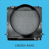 一汽哈轻A3H0汽车散热器水箱