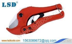 PVC 塑料管子切割钳/ 管扳钳