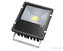 LED 高亮度5000流明50W户外投射灯IP65
