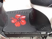 機車專用腳踏墊