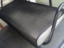 【诚都牌】高尔夫,透气网椅套,通风椅套,高尔夫球车,椅垫,椅垫套