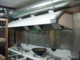 餐飲業油煙風管工程