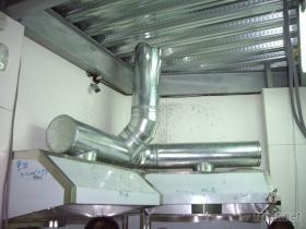 廚房油煙風管/油煙罩