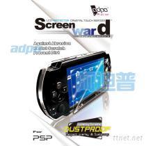 阿迪普(adpo)超防刮靜電吸附遊戲機保護膜