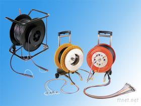 多芯光纖跳接線及活動式調纖組