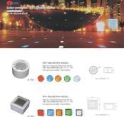 太阳能地砖灯系列