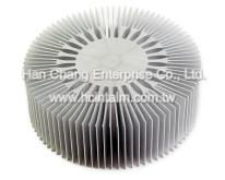 散热片-CNC车铣复合加工