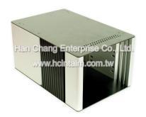 鋁伺服器機殼, CNC車銑複合加工