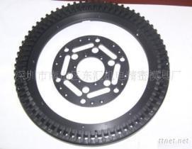 金属表面处理零件加工