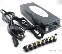 AC120W多功能笔记本电源,万能笔记本电源,车载笔记本电源