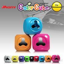 USB 迷你小音箱 (Color Cube)