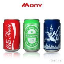 可樂罐造型 MP3播放器